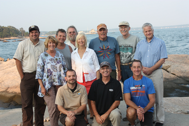 Members of the Outer Island Executive Committee
